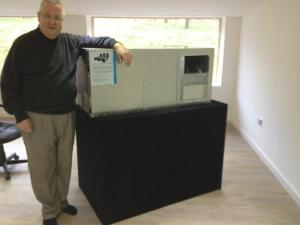 We expect income will be between £2000 and £11000 per annum for owning a Ground Source Heat Pump